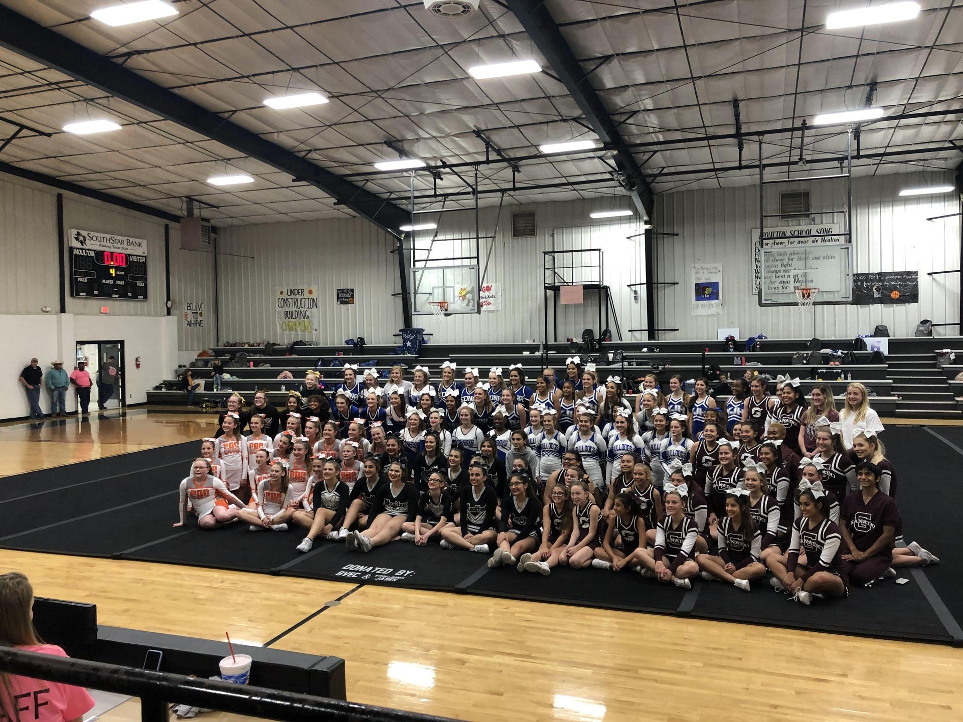 Cheer Tournament