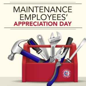Maintenance Worker Day