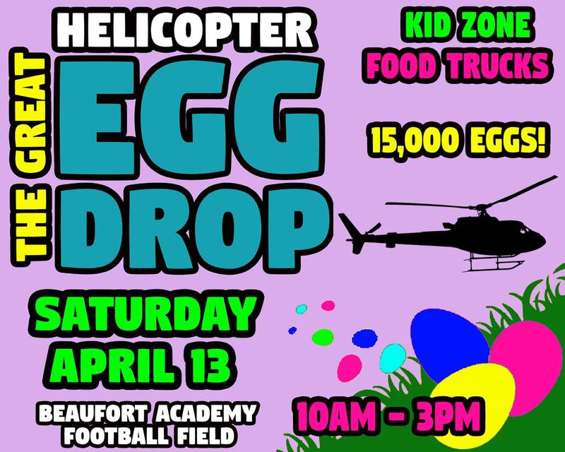 The Great Helicopter Egg Drop Featured Photo