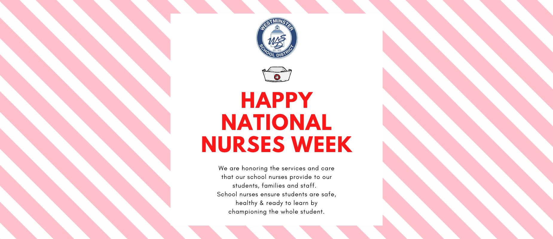 Happy National Nurses Week 2021