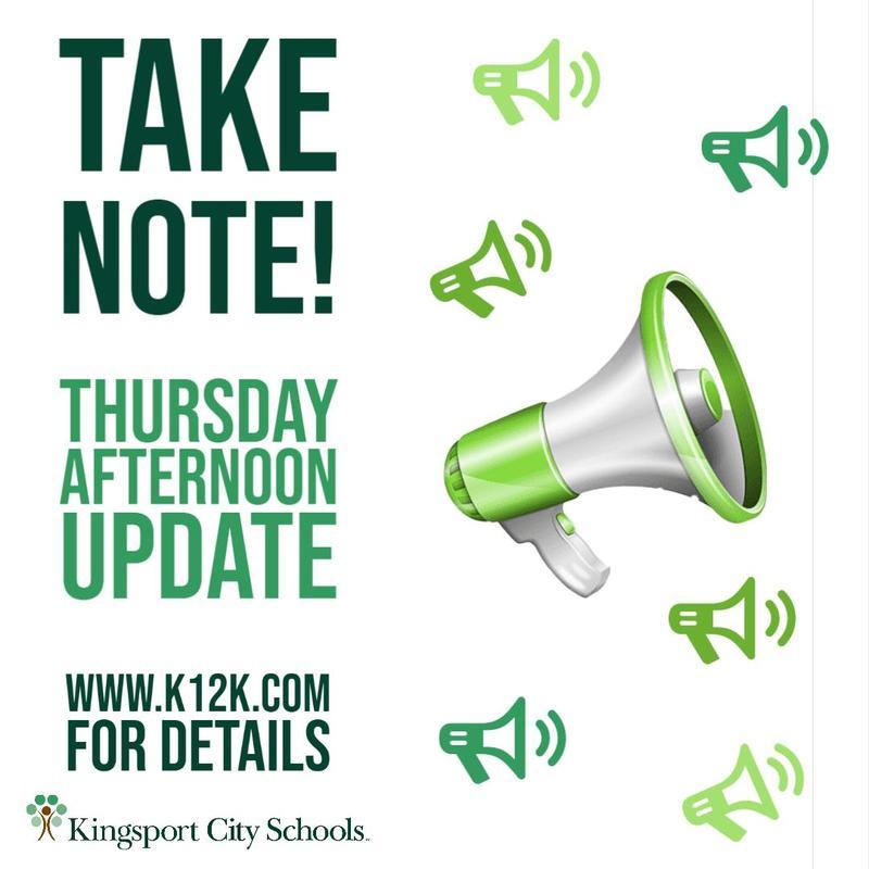 Thursday Update