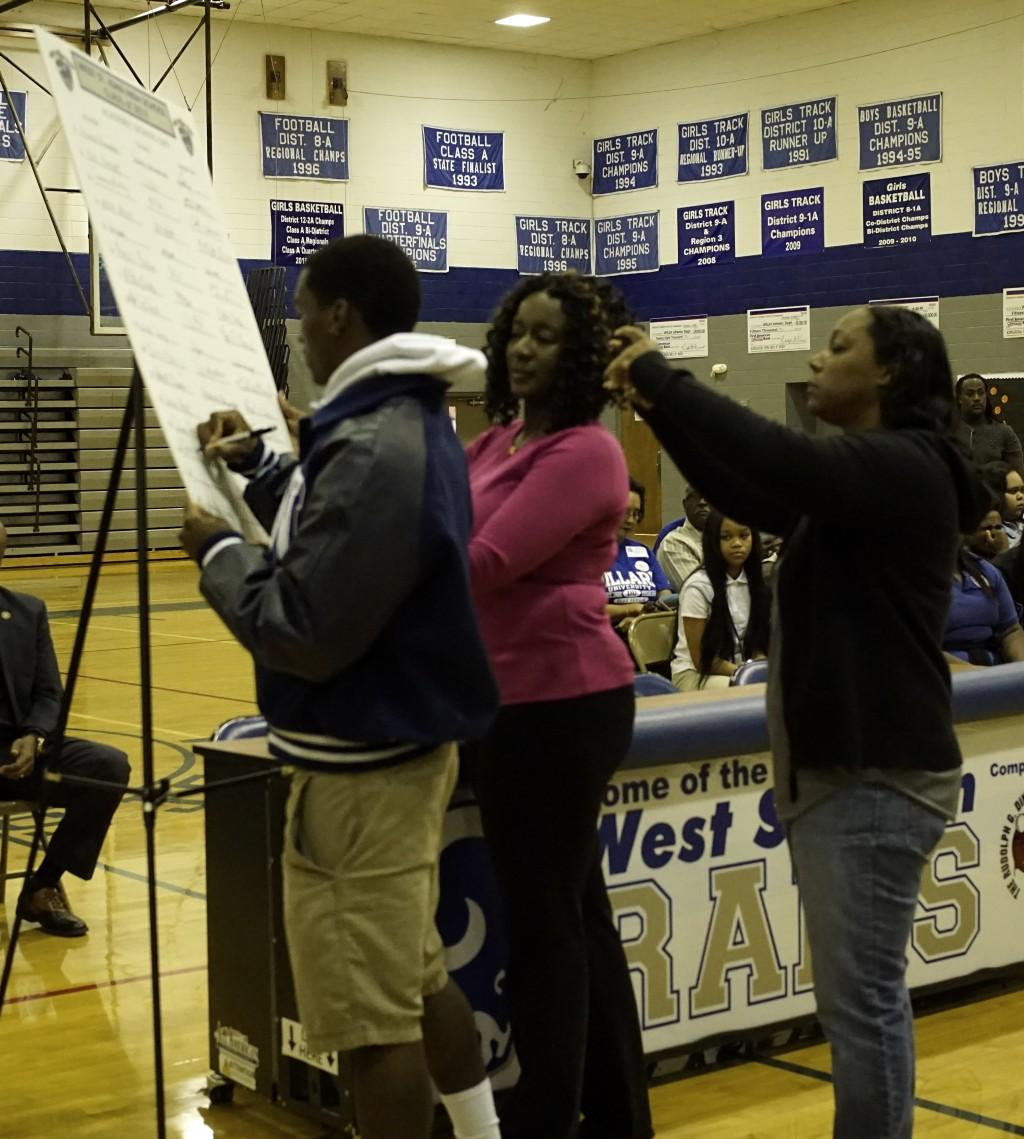 WSJH College Acceptance Day