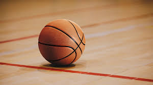 basket ball on the floor