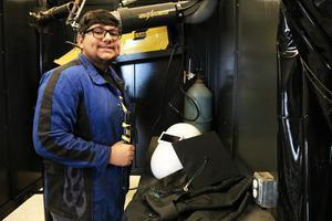 Mission Career Tech ECHS senior earns associate's degree extra early Featured Photo