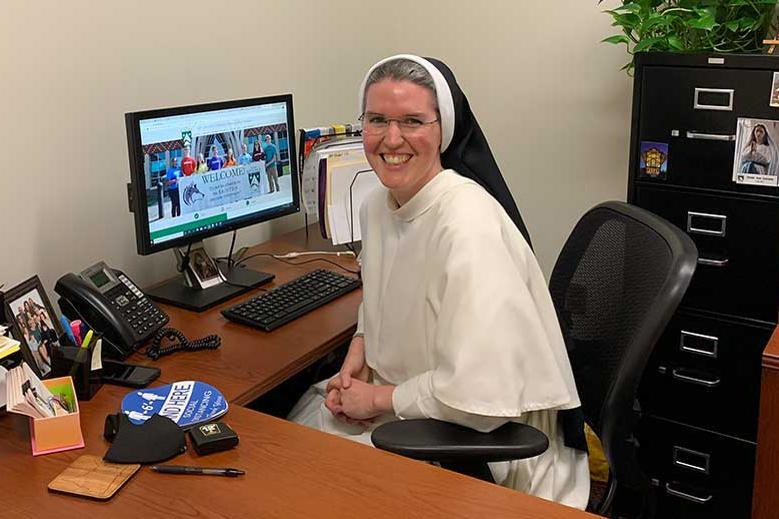 Sr. Anne Dominic