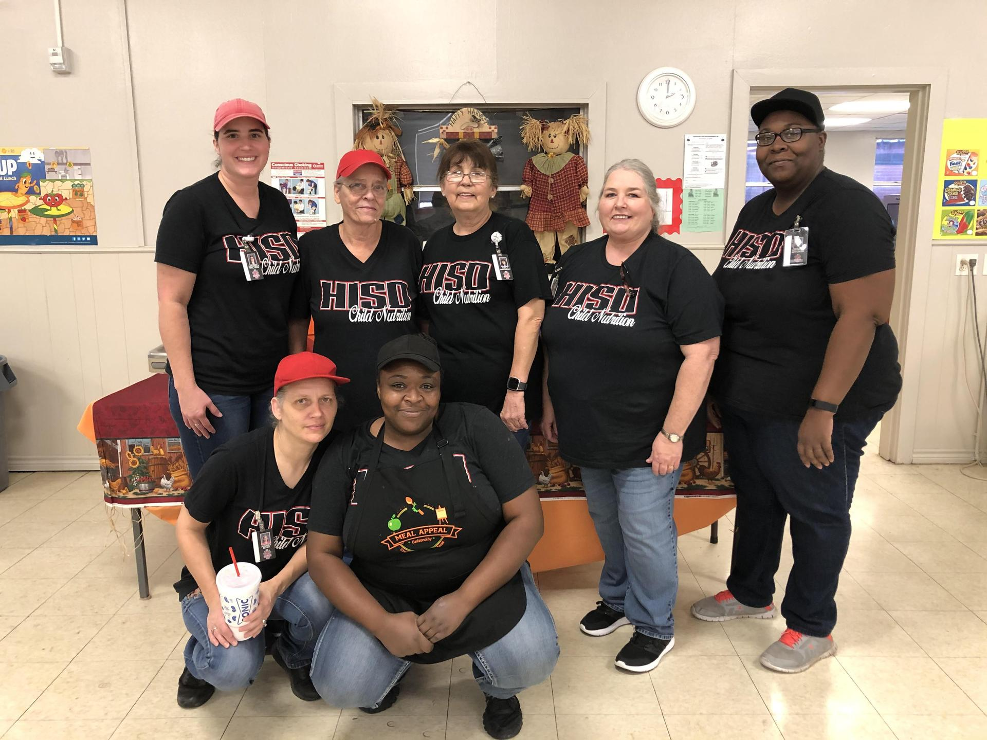 Elementary CN Staff
