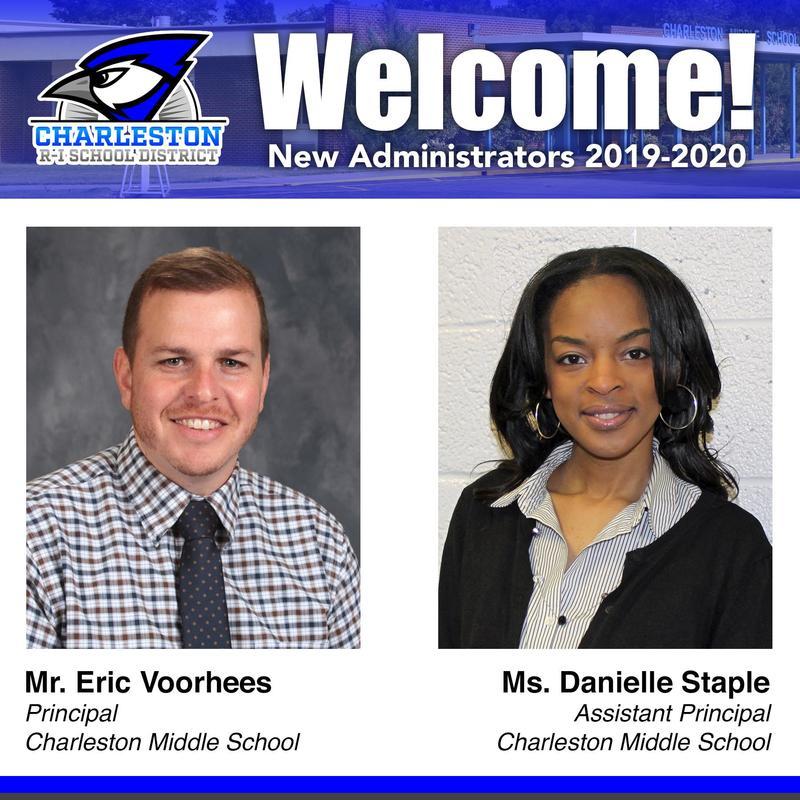 New 2019-2020 CMS Administrators