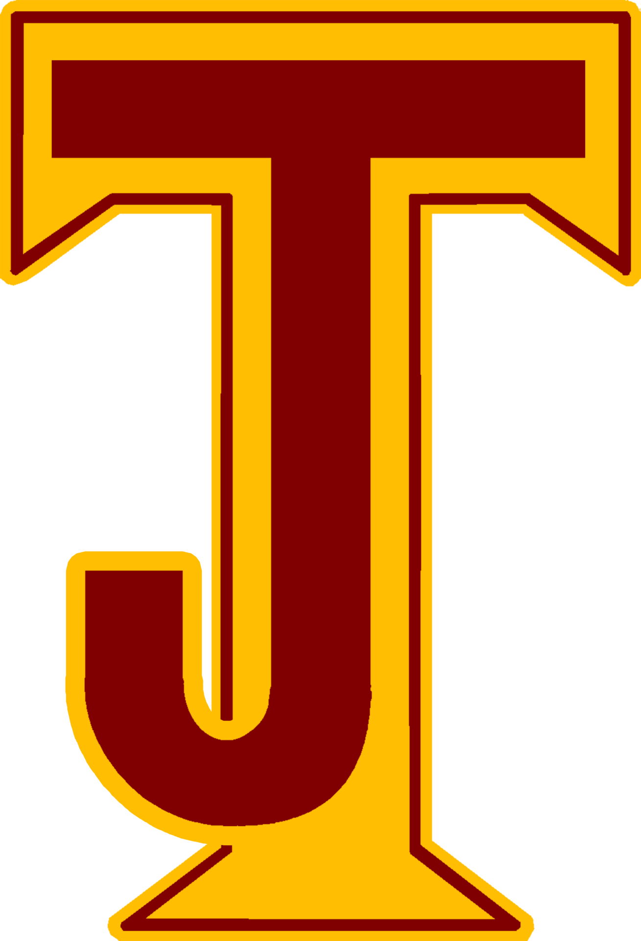TJCA athletic logo