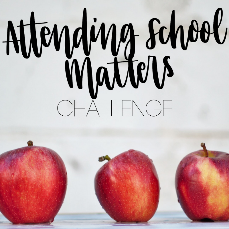 Attending School Matters Challenge Featured Photo
