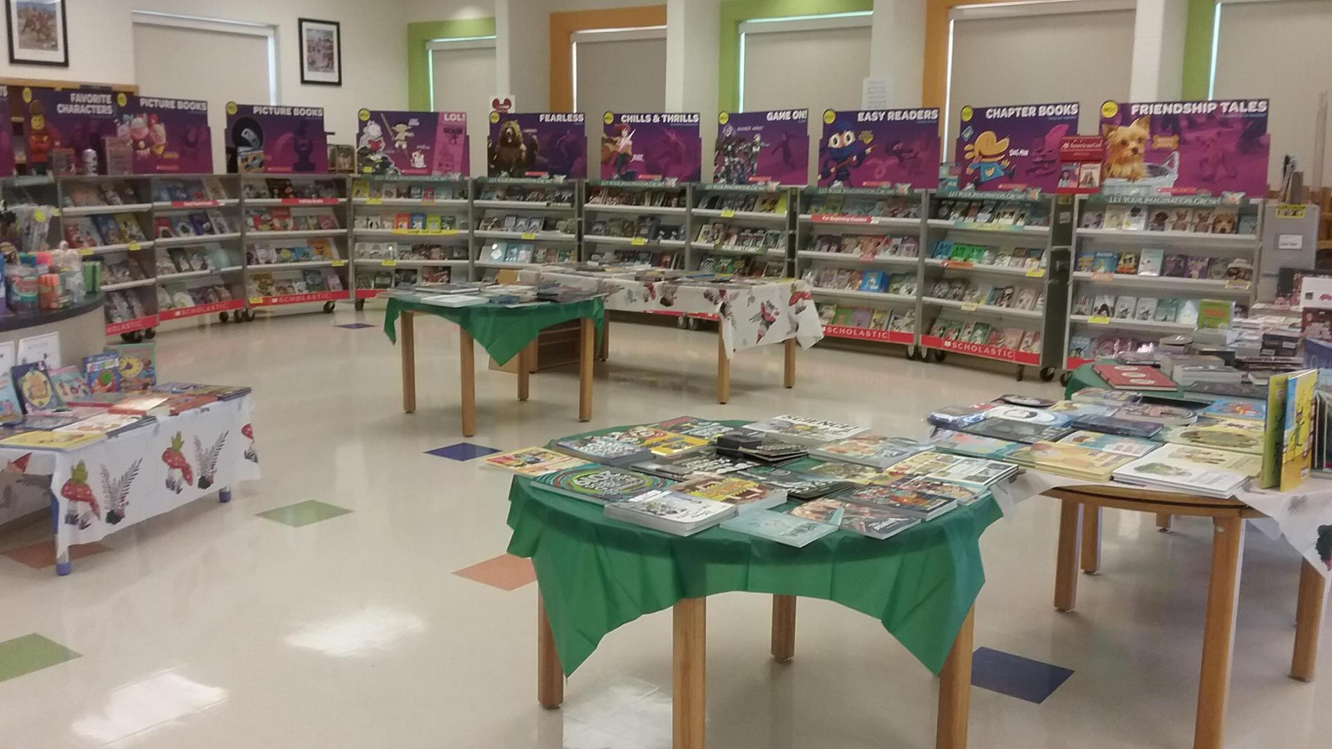 September Book Fair