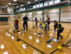 WPS Floor Hockey