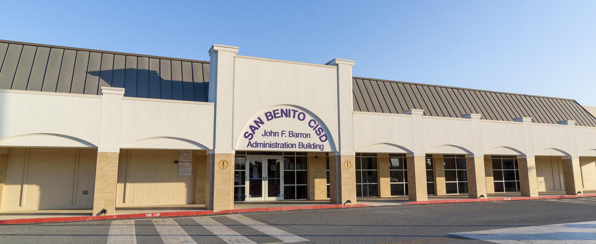 John F. Barron Adm Building