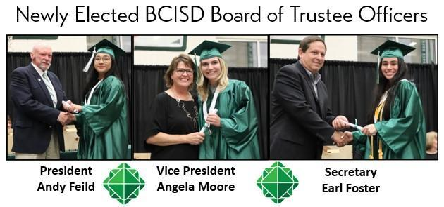 Board Elects Officers for 2021-2022 Thumbnail Image