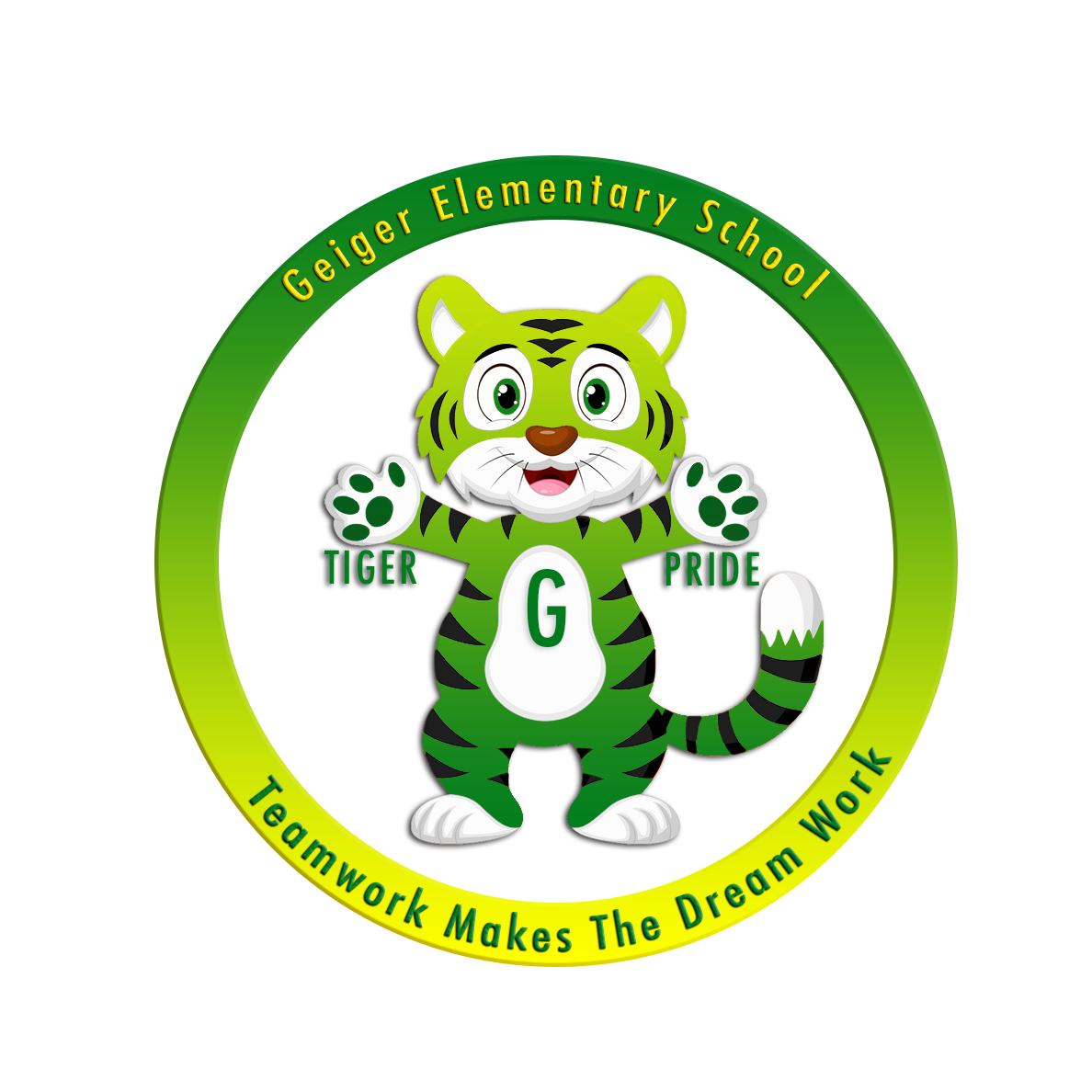 Geiger Elementary Logo