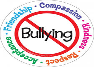 No bullying! Kindness, friendship, compassion