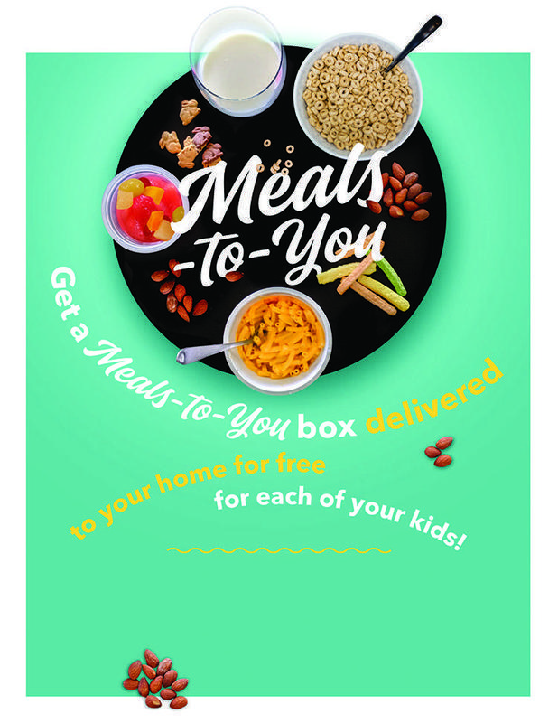 Mission CISD Announces Meals to You Program/ El Distrito Escolar de Mission Anuncia el Programa de Meals to You Featured Photo