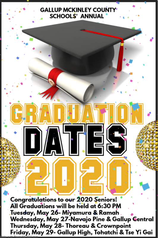 Graduation Dates for Class of 2020 Featured Photo