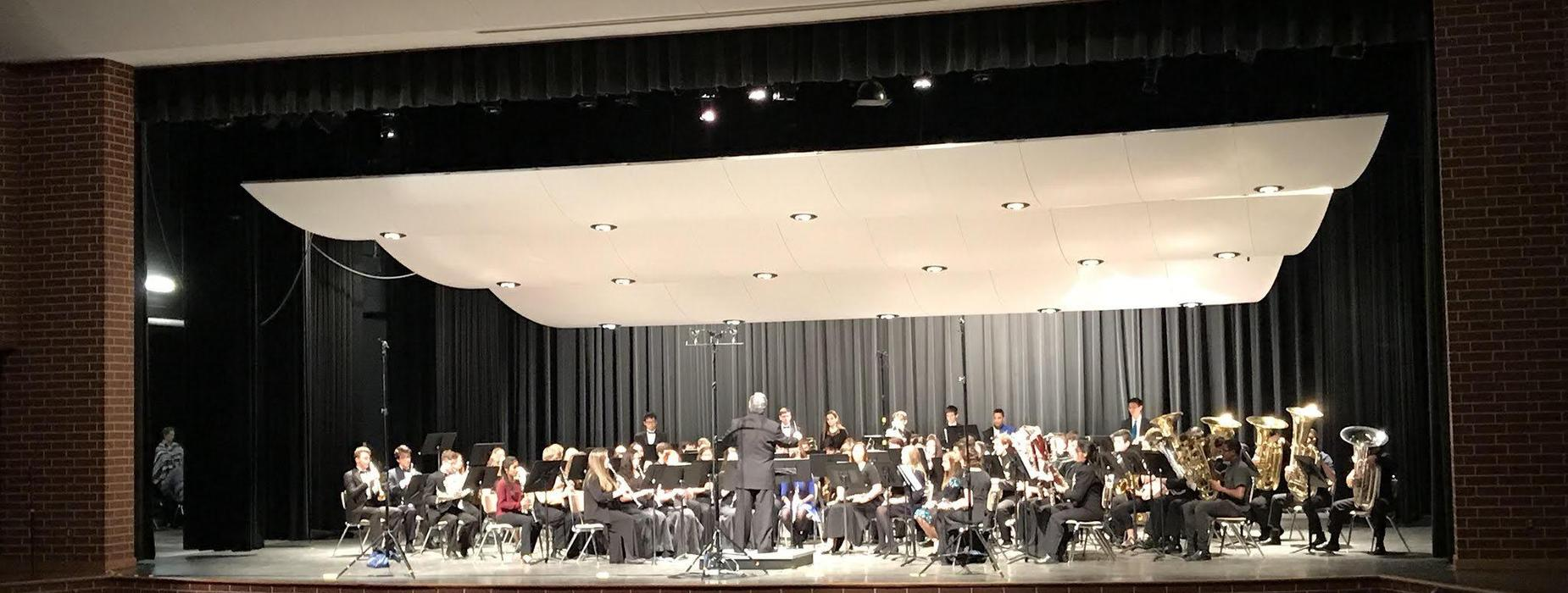 2017-18 Band Concert