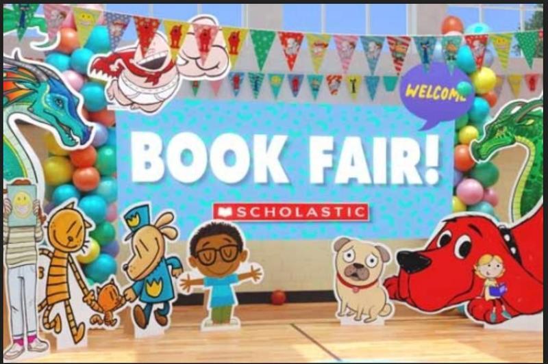 Elementary Book Fair - Virtual! Featured Photo