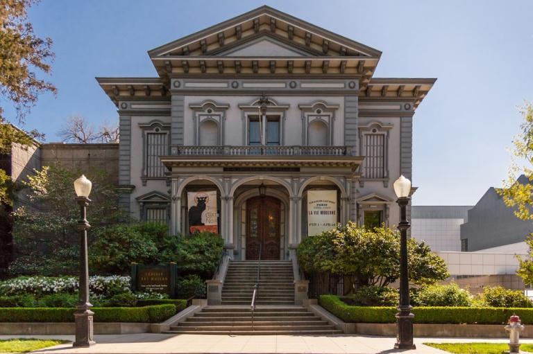 Crocker Art Museum Historic
