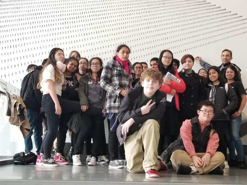 Maspeth High Students Visit Mannes School of Music at The New School Featured Photo
