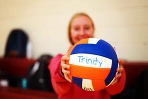 trinity volleyball