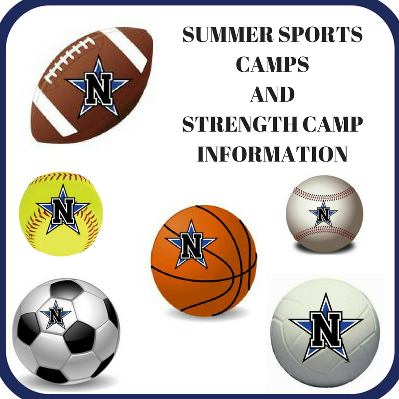 SUMMER SPORTS CAMPS AND STRENGTH CAMP Featured Photo