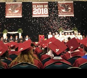 2018 MHS Graduates Featured Photo