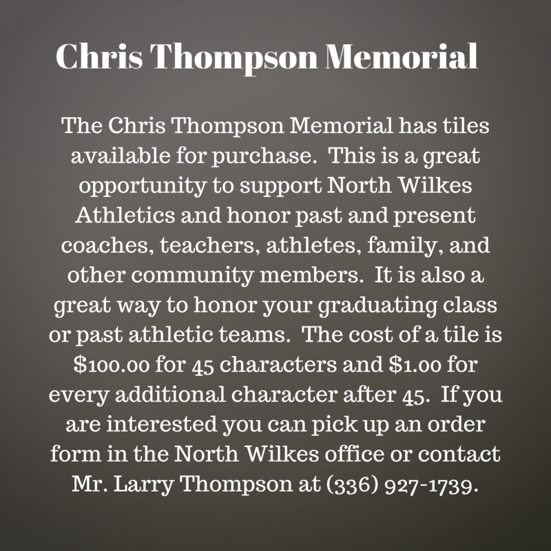 Chris Thompson Memorial Thumbnail Image