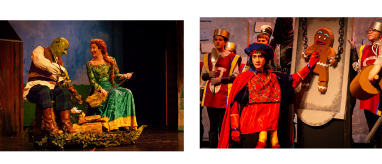 Pictures from Shrek