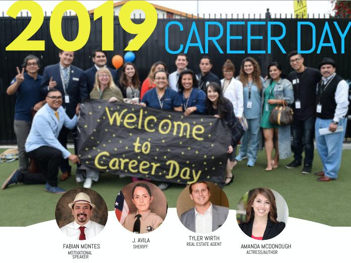 Career Day 2019 Thumbnail Image