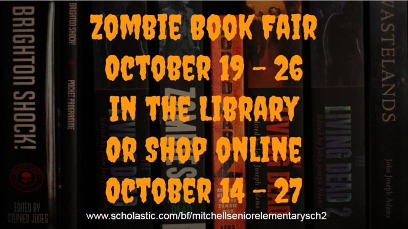 Zombie Book Fair