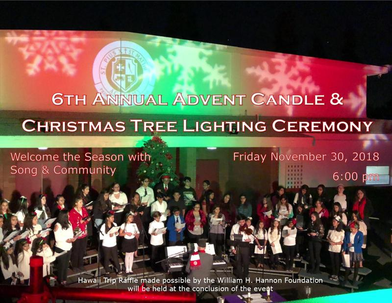 6th Annual PMA Christmas Tree Lighting Thumbnail Image