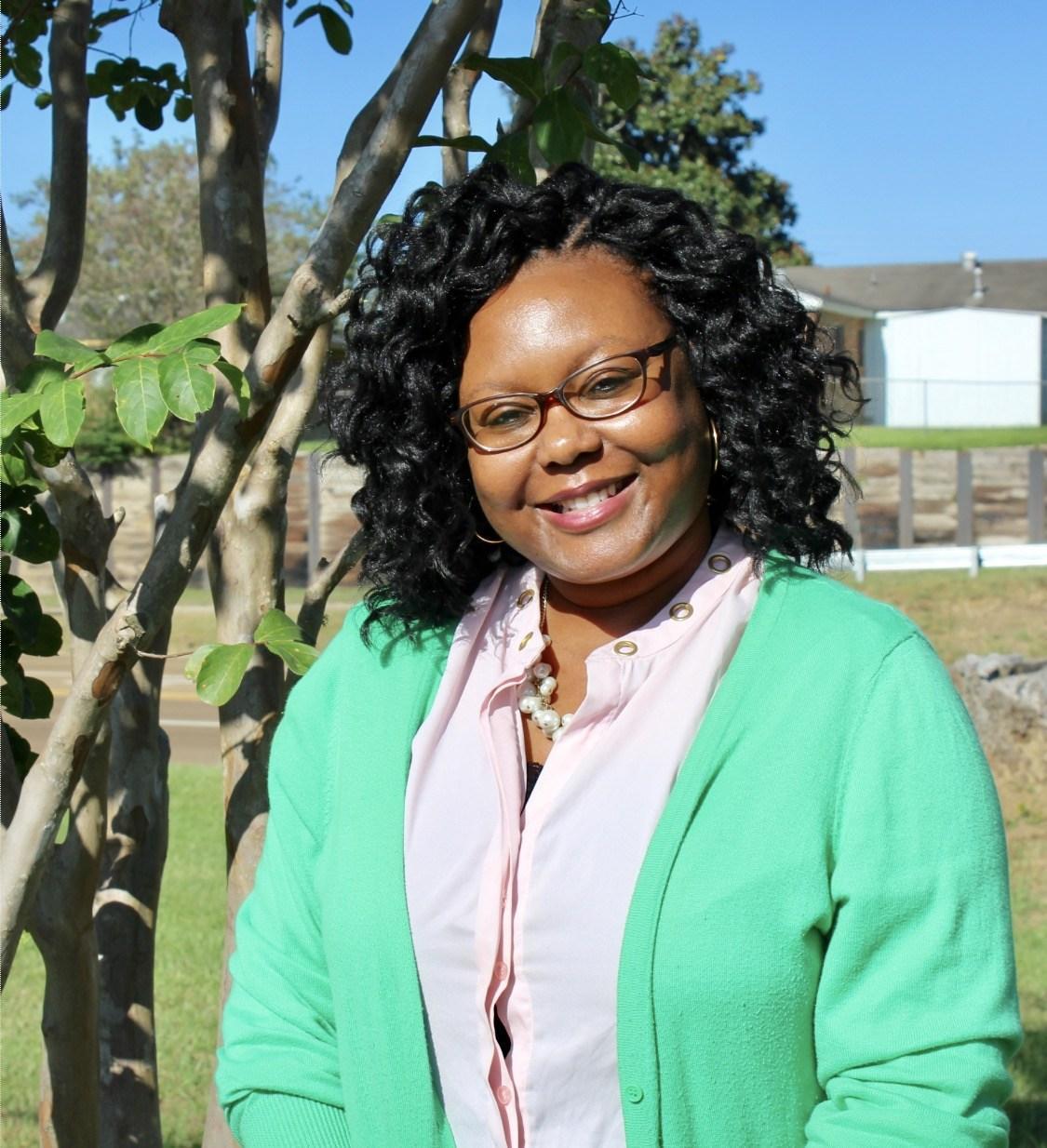 LaTanya Davis, Principal Robert Lews Magnet School