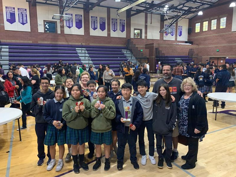 Decathletes Take 2nd at 2020 Quiz Bowl Featured Photo
