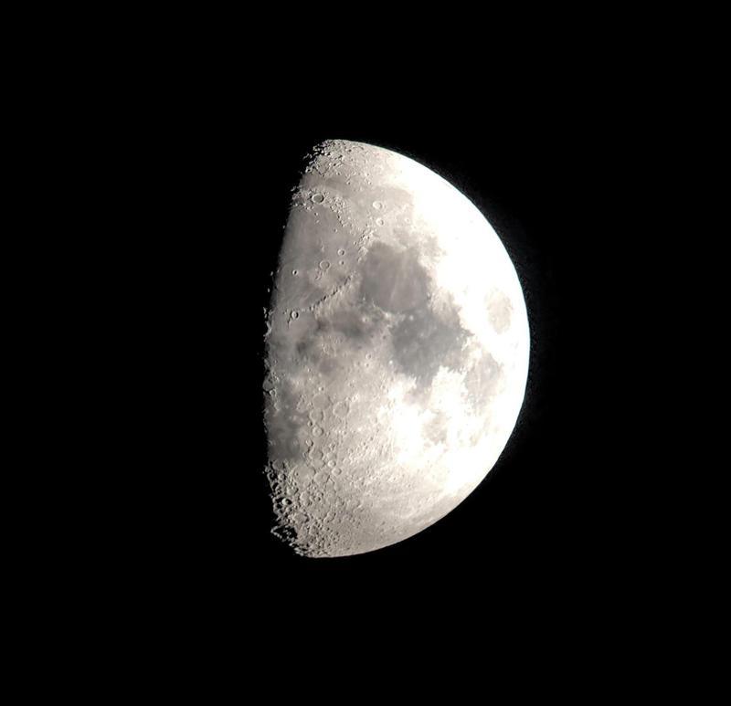 Photo of moon taken by Adrian De La Torre Thumbnail Image