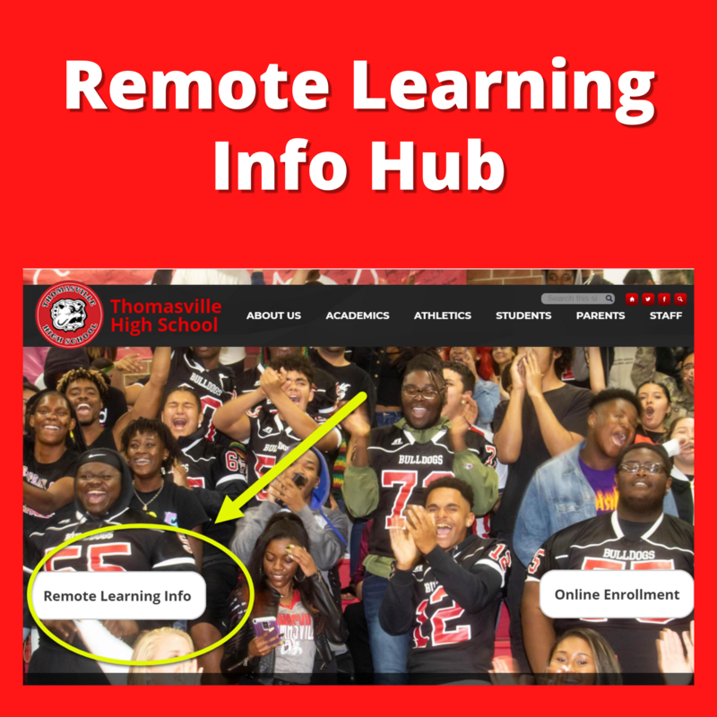 Remote Learning Info Hub
