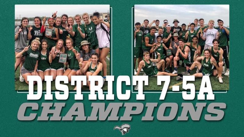 Boys & Girls Track Teams Win District!! Thumbnail Image