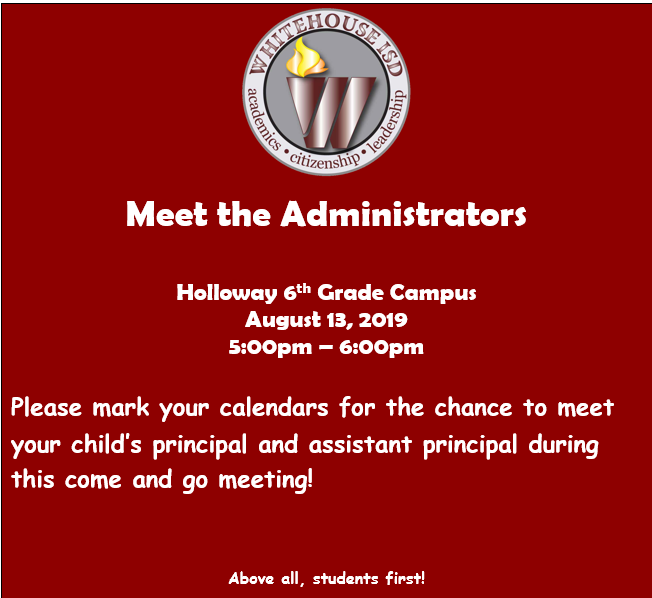 Holloway 6th Grade Home – Holloway 6th Grade School – Whitehouse