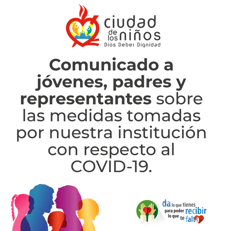 Las clases del CTSA se suspenden como medida de prevención ante el COVID-19 Featured Photo