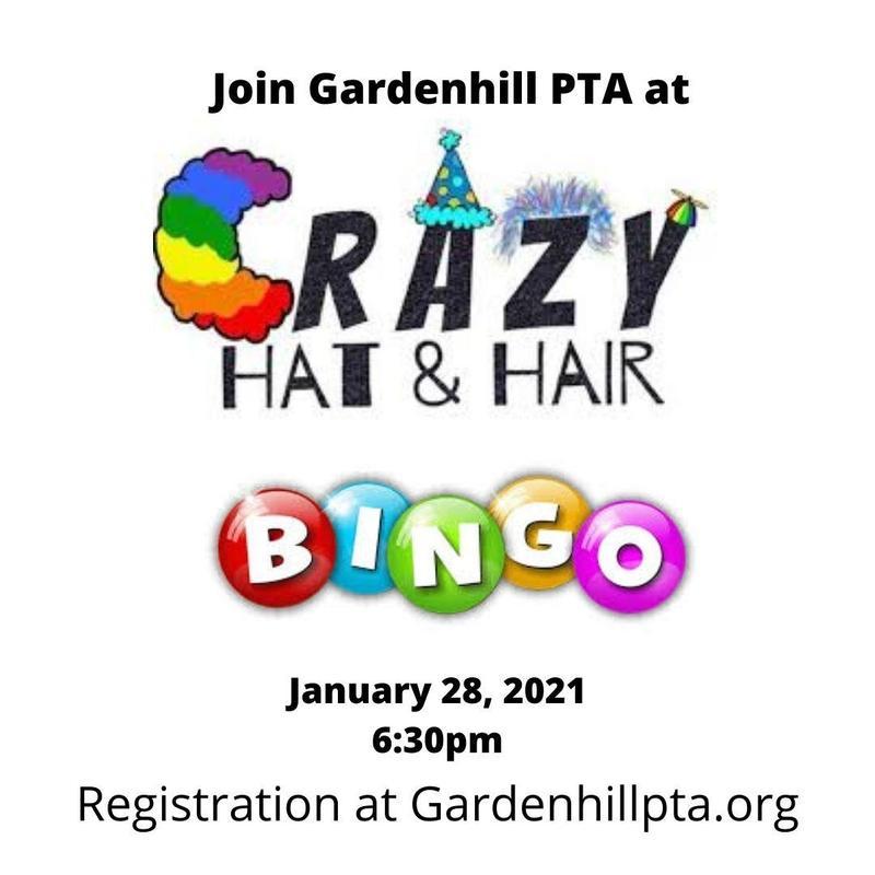 Virtual Bingo/Crazy Hat or Hair Edition! Featured Photo