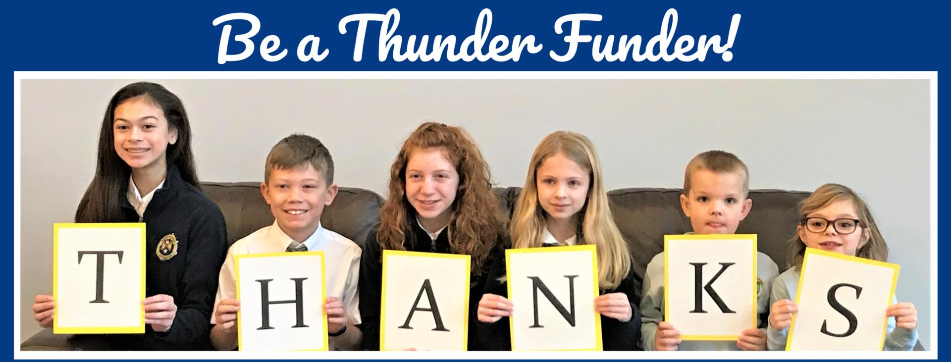 Thunder Funder