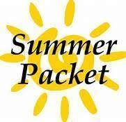 SUMMER PACKET SP 1-2