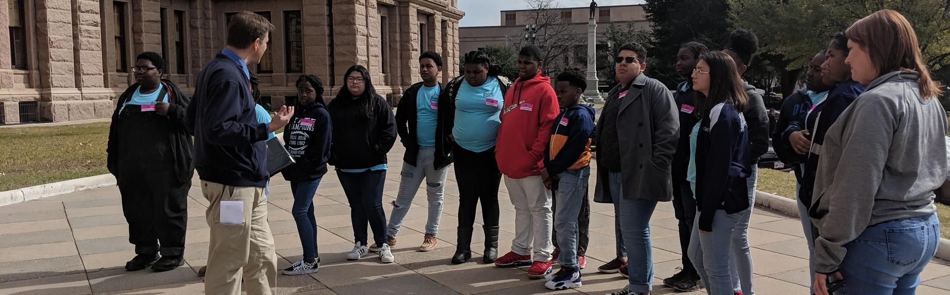 Student Council in Austin