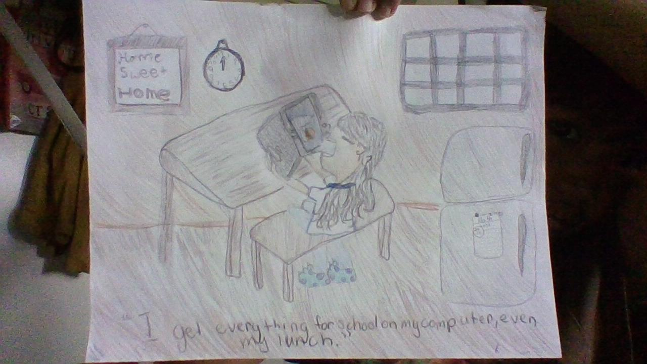 Art By Philadelphia Student - 3rd - 5th