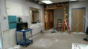 Orchard Center Office Remodel