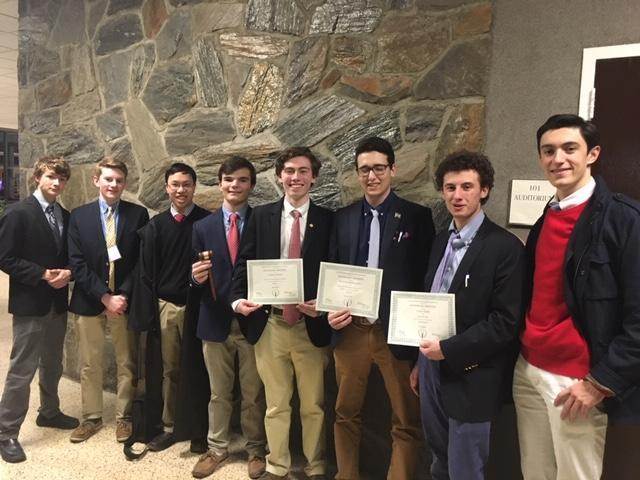 OP Succeeds at Model UN Conference Featured Photo