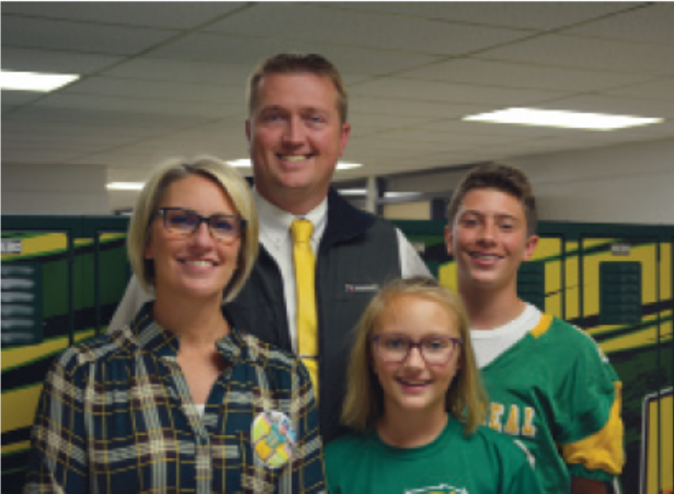 NDISD Welcomes Mr. Jeff Quisenberry as High School Principal Featured Photo