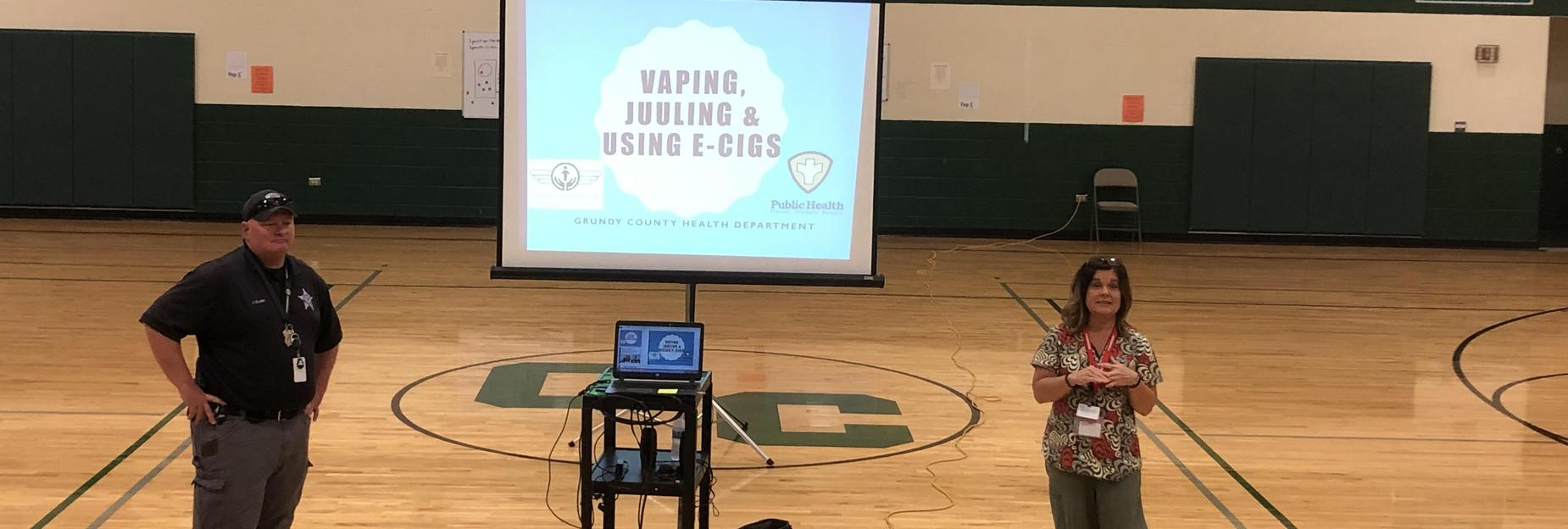 Vaping Presentation