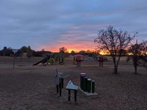 Sunrise @ FME